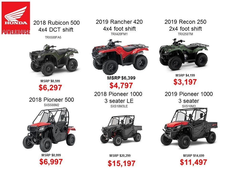 Atv Dealers Near Me >> Brookhaven Honda Is Located In Brookhaven Ms Shop Our Large Online